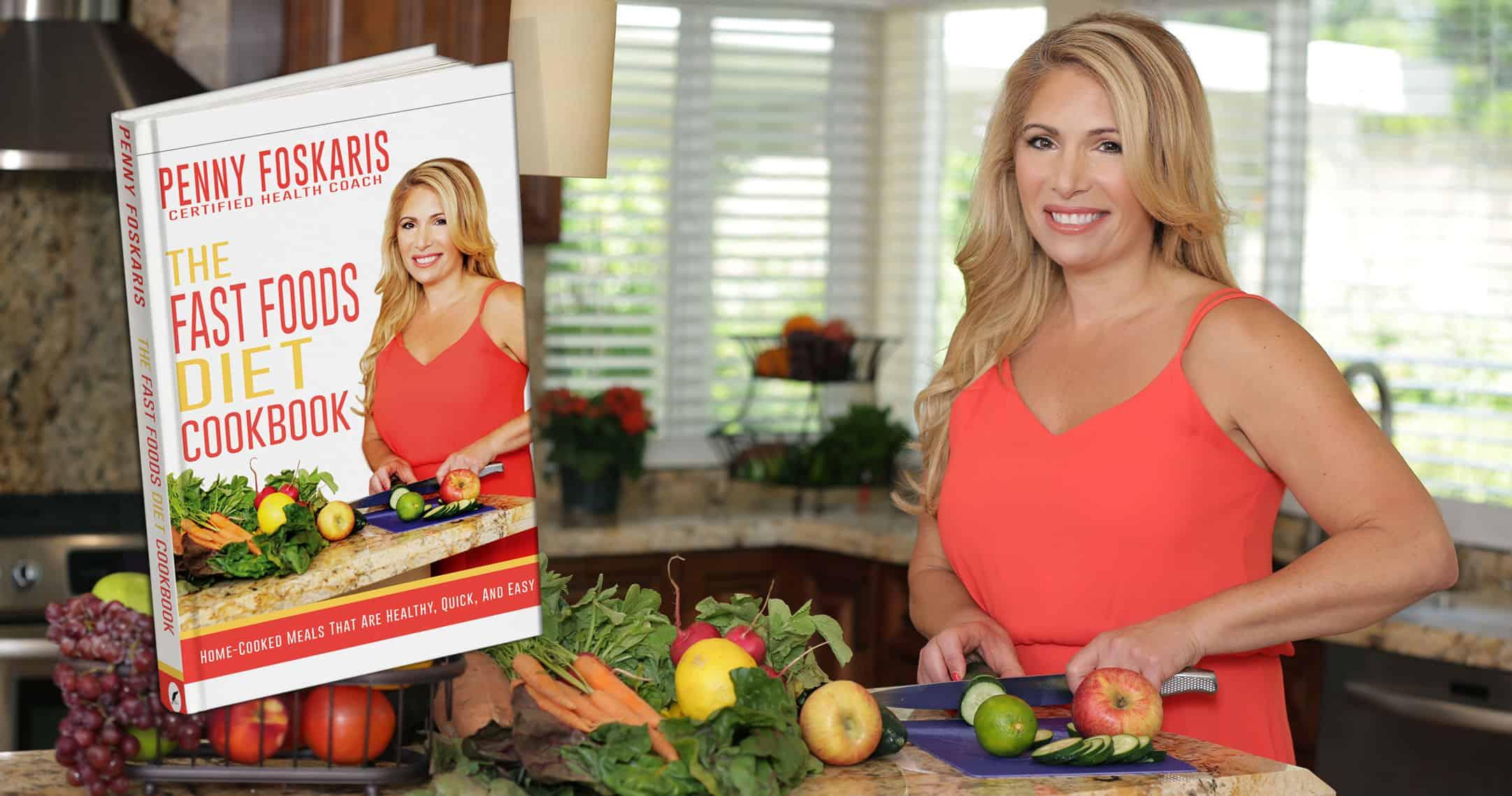 The Fast Foods Diet Cookbook