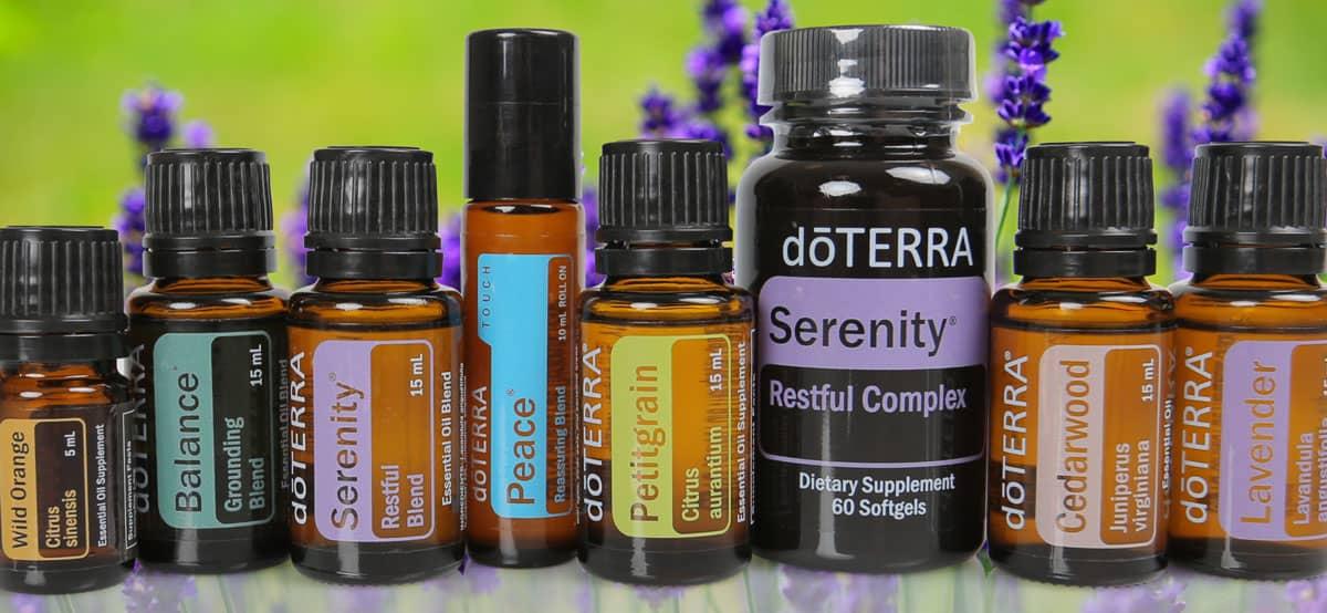 doTERRA, essential Oils
