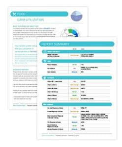 GxSlim Sample Report