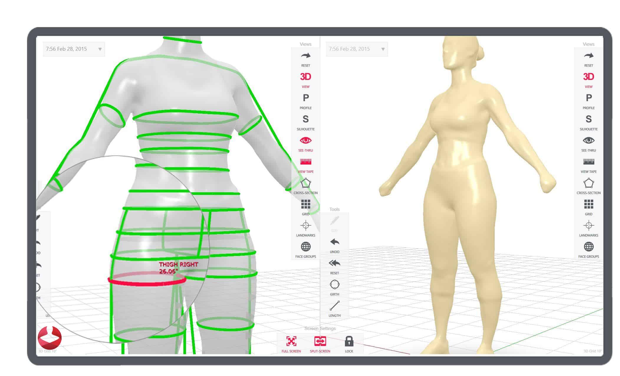 Styku 3D Body Scanner